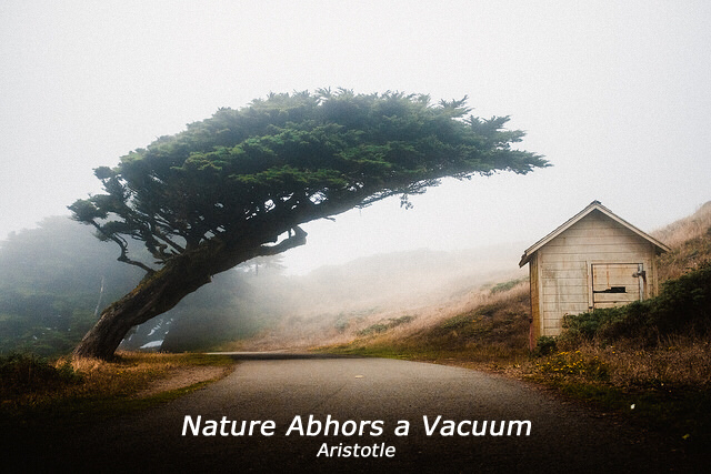Nature Abhors a Vacuum – and So Should Fiduciaries